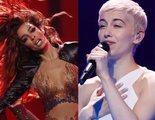 Eurovisión 2018: Las redes se dividen entre Netta y Eleni Foureira y apoyan masivamente a SuRie