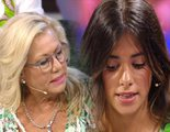 Mayte y Melissa aseguran que Sofía y Logan se besaron, que el programa lo grabó y no lo ha emitido