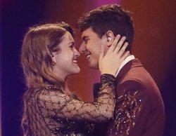 Amaia y Alfred le dan al Festival de Eurovisión 2018 un espectacular 43,5%, su mejor dato desde Chikilicuatre