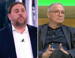 """Xavier Sardà habla en 'Liarla Pardo' sobre su visita a Junqueras: """"Puigdemont no le ha mandado ni una carta"""""""