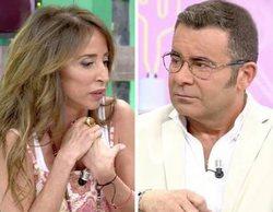 """Jorge Javier Vázquez, tras la polémica en 'Sálvame': """"Hemos perdido la capacidad de autocrítica"""""""