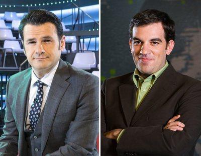 """Iñaki López y César González, sobre el fin de 'Las mañanas de Cuatro': """"Una mala noticia"""""""