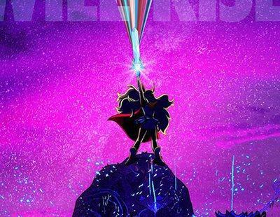 Netflix desvela la primera imagen de 'She-Ra y las princesas del poder', su nueva ficción