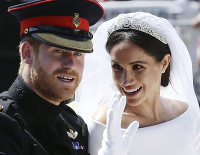 'Amigas y conocidas' arrasa con la boda de Harry y Meghan (30%) y 'Socialité' logra un 9,6