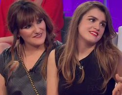 Rozalén y Amaia ('OT 2017') cantan juntas por sorpresa en un concierto en Pamplona
