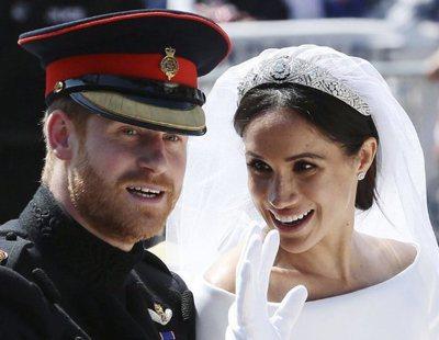 BBC se ríe de Trump al comparar el publico de su toma de posesión con el de la boda real