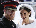 BBC se ríe de Trump al comparar el publico de su toma de posesión y el de la boda del Príncipe Harry y Meghan