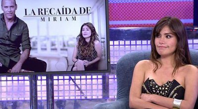 """La confesión de Miriam Saavedra en 'Deluxe': """"Fui a un chamán a quitarme el mal de ojo y terminé con diarrea"""""""