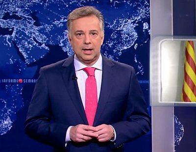"""'Informe Semanal': """"El 155 velará por la rectitud de un rumbo que antes ya se torció"""""""