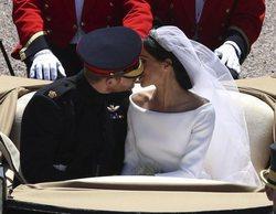 'Amigas y conocidas' (30%) y 'Corazón' (22,7%) arrasan en La 1 con la boda del Príncipe Harry y Meghan Markle