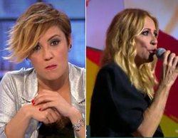 """Marta Sánchez, indignada en 'Liarla Pardo': """"Estoy harta, no me lo merezco. Cantaré el himno cuando quiera"""""""