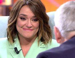 """Toñi Moreno se sincera en 'Viva la vida': """"Agradezco a Mediaset que confiara en mi cuando era una perdedora"""""""