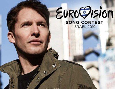 James Blunt vuelve a ofrecerse para representar a Reino Unido en Eurovisión 2019