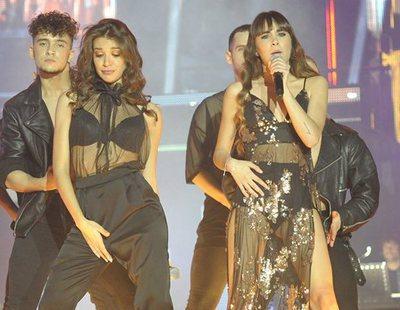 Aitana y Ana Guerra, invitadas en la segunda gala de 'Bailando con las estrellas'