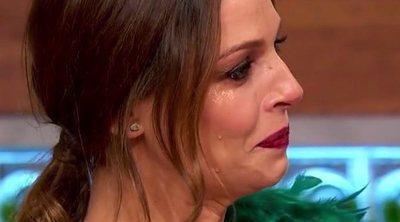 """Eva González se despide de 'MasterChef 6' entre lágrimas: """"Os quiero mucho"""""""