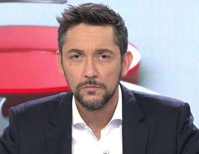 """Javier Ruiz, sobre el final de 'Las mañana de Cuatro': """"Es lo que hay pero evitemos hablar"""