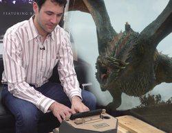 Ramin Djawadi, compositor de 'Juego de Tronos', toca la sintonía de la serie con Nintendo Labo