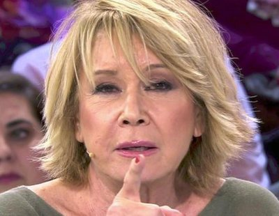 """Mila Ximénez: """"Chabelita y Alberto han protagonizado el reencuentro más patético en TV"""""""