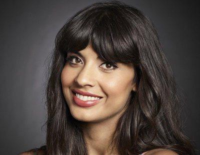 """Jameela Jamil ('The Good Place') dice que Tahani fue la """"amiga en común"""" de Harry y Meghan"""