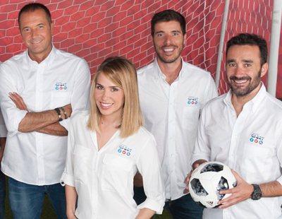 María Gómez ficha por el equipo de Mediaset para el Mundial de Fútbol 2018