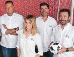María Gómez, principal novedad del equipo que realizará la cobertura del Mundial de Fútbol 2018 en Mediaset
