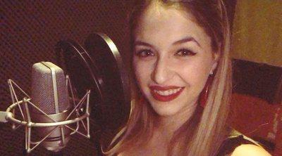 Mireya ('OT 2017') comienza con la grabación de su primer single