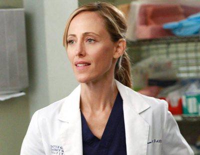 Kim Raver asciende a personaje regular en la T15 de 'Anatomía de Grey'