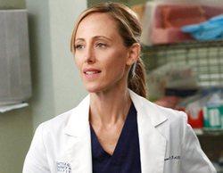 'Anatomía de Grey': Kim Raver asciende a personaje regular en la temporada 15