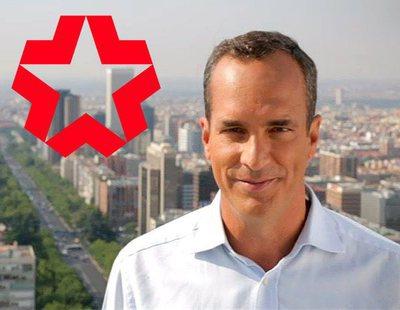 Santi Acosta deja de presentar 'Buenos días, Madrid' tras participar en un acto de Ciudada