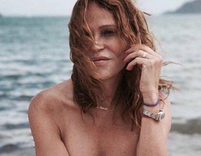 Antonia San Juan protagoniza un nuevo desnudo integral en sus redes sociales