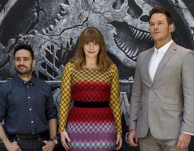 J.A. Bayona, Chris Pratt y Bryce Dallas Howard visitarán 'El hormiguero' en junio