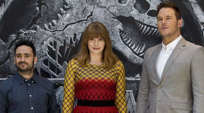 'El hormiguero': J.A. Bayona, Chris Pratt y Bryce Dallas Howard visitarán el programa en junio
