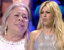 """Oriana Marzoli, en pie de guerra contra Carmen Gahona en 'Tierra de Nadie': """"No sabe ni hablar"""""""