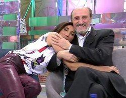 José Luis Gil y Paz Padilla, emocionados entre carcajadas al recordar las grabaciones de 'La que se avecina'