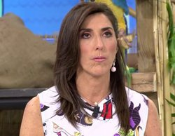 """Paz Padilla estalla contra Chelo García-Cortés: """"Si me tienes que insultar, hazlo detrás de cámaras"""""""