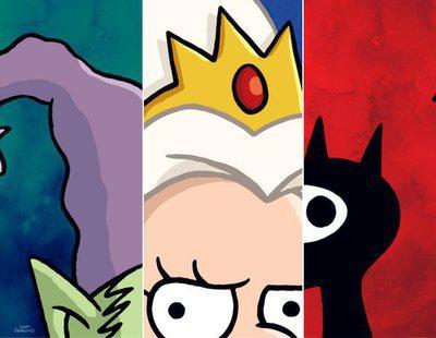 Netflix pone fecha de estreno a 'Des(encanto)', la nueva serie de Matt Groening