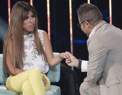 """Jorge Javier Vázquez se confiesa: """"Me gusta Chableita, no lo puedo remediar"""""""