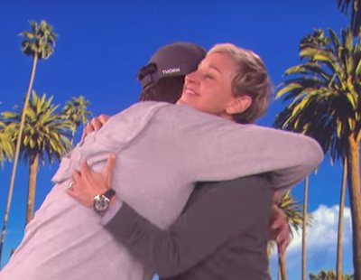 Ashton Kutcher dona 4 millones de dólares a la fundación benéfica de Ellen DeGeneres