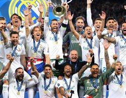La final de la Champions arrasa en Antena 3 con un espectacular 55,3% y 'Sábado deluxe' logra un buen 17,3%