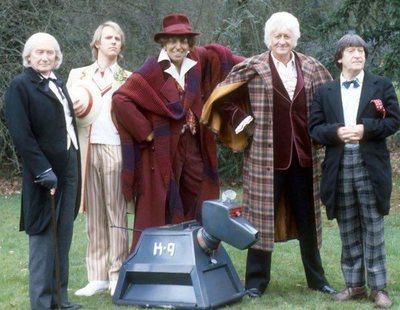BBC emitirá la serie clásica de 'Doctor Who' en streaming y de forma gratuita
