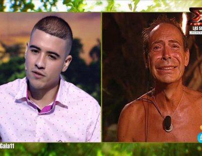 """'Supervivientes 2018': El Maestro Joao habla con su amigo Luismi: """"Me devolviste la vida"""""""