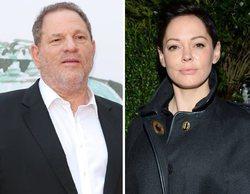 """Rose McGowan, sobre el arresto de Harvey Weinstein: """"Estamos más cerca de la justicia"""""""