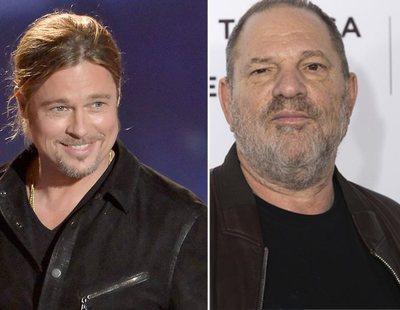 Brad Pitt amenazó de muerte a Harvey Weinstein para frenar el acoso a Gwyneth Paltrow