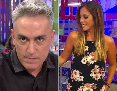 """Kiko Hernández, arremete contra Anabel Pantoja en 'Sálvame': """"Qué poca vergüenza tienes"""""""