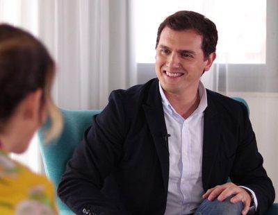 Tamara Gorro entrevistará a Albert Rivera en 'Un like para...', nuevo formato de Mediaset