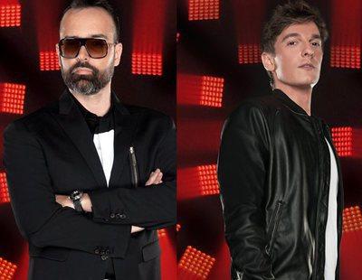 Los nuevos rifirrafes entre Risto Mejide y Xavi Martínez en 'Factor X'