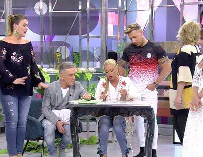 Belén Esteban le escribe una carta a Paolo Vasile para pedirle que vuelva 'GH VIP'