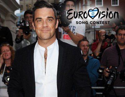 """Robbie Williams dice no a Eurovisión 2019: """"No tengo nada que promocionar"""""""