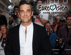 """Robbie Williams despeja dudas sobre su posible participación en Eurovisión 2019: """"No creo que lo haga"""""""