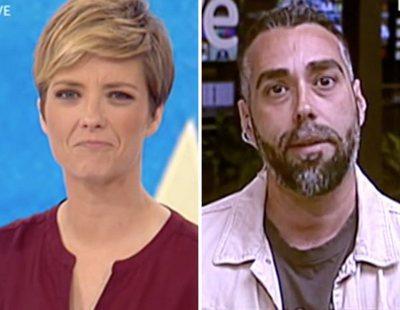 El portavoz de FACUA aprovecha un directo en 'La mañana' para apoyar las protestas en RTVE
